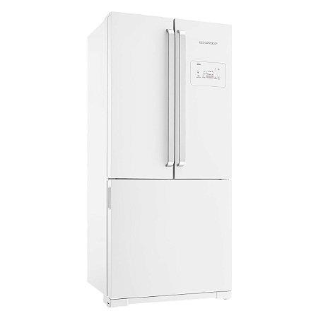 Geladeira Frost Free Side Inverse 540 litros Branca com Ice Maker - BRO80AB