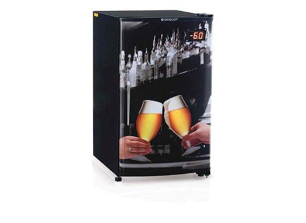 Cervejeira GRBA-120 Gelopar 112 Litros Frost Free