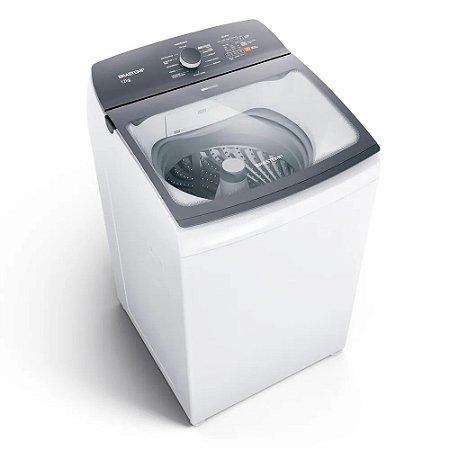 Máquina de Lavar Brastemp 12Kg branca com Ciclo Tira Manchas Advanced e Ciclo Antibolinha
