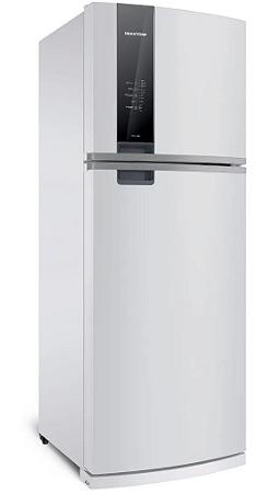 Refrigerador Brastemp BRM53HB Frost Free com Twist Ice 400L - Branco