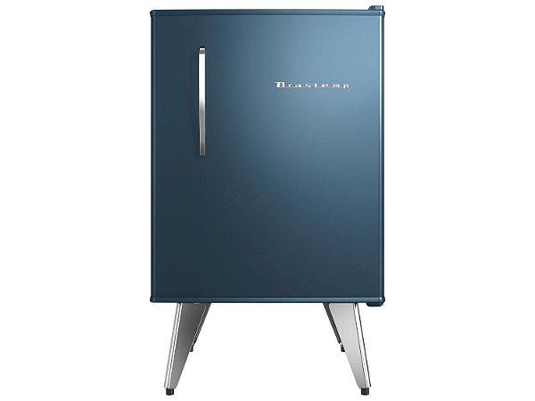 Frigobar Brastemp 76L Azul - Retrô