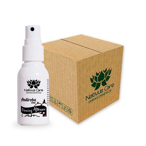 Spray Piercing Andiroba Cicatrizante 35ml cx 20 un