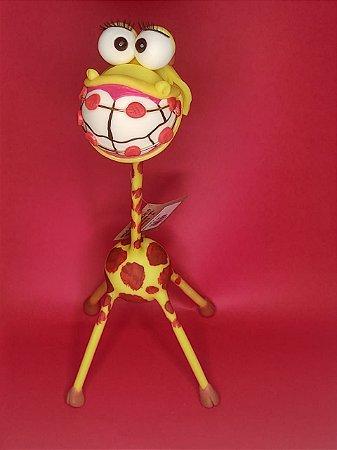 Girafa Sorriso .