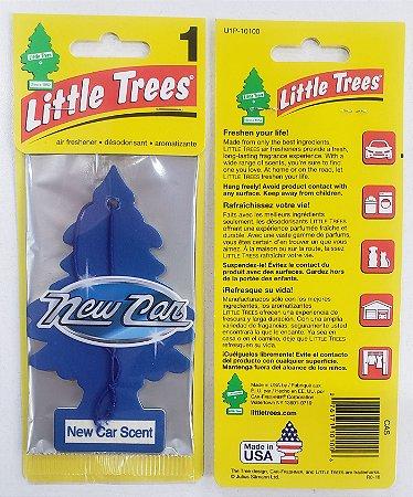 Cheirinho para Carros Little Trees - Carro Novo