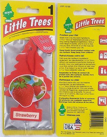 Cheirinho para Carros Little Trees - Morango