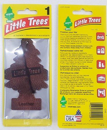 Cheirinho para Carros Little Trees - Couro