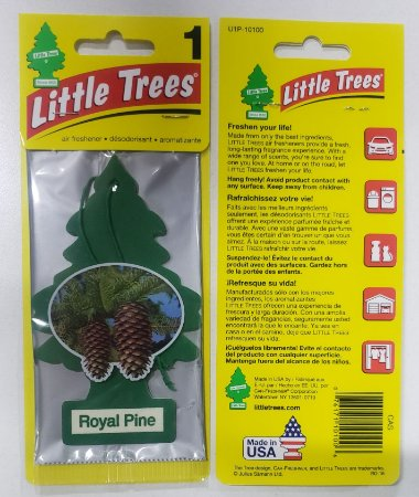 Cheirinho para Carros Little Trees - Royal Pine