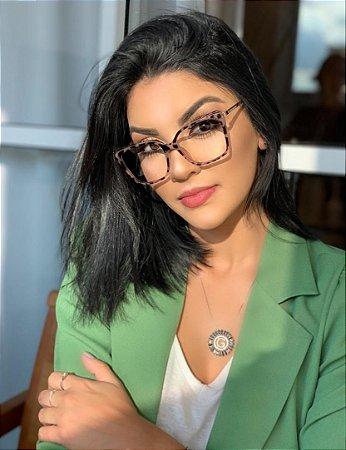 Óculos de Grau Mix Demi C-4