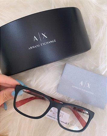 Óculos de Grau Armani Masculino