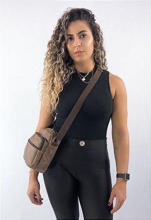 Shoulder Bag Marrom A005
