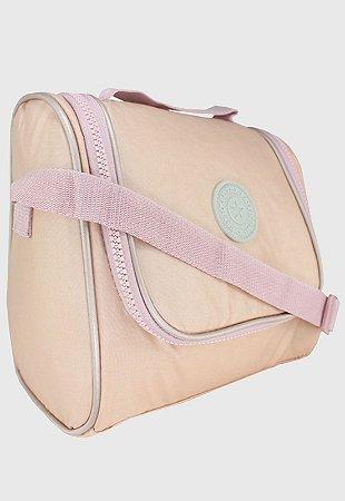 Bolsa Marmiteira Térmica Feminina Rosa B012