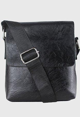 Shoulder Bag Pequena Preta B014