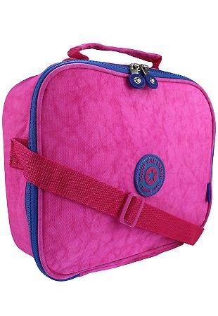 Bolsa Marmiteira Térmica Feminina Pink B025