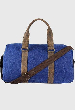Mala de Viagem Masculina Azul A014