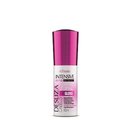 Gloss Triskle Intensive Repair Desliza Cabelo 60ml