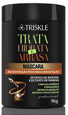 Mascara Triskle Trata Hidrata e Arrasa