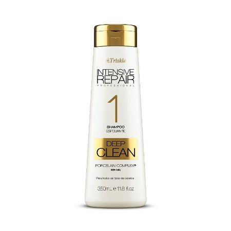 Shampoo Triskle Intensive Deep Clean 350ml