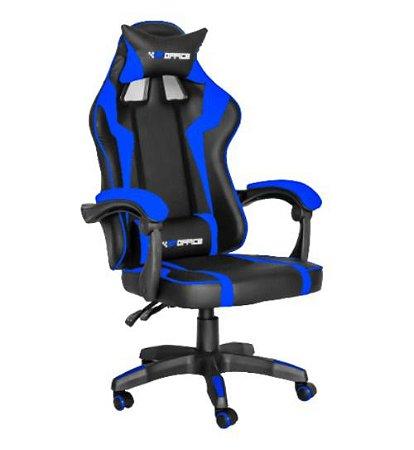 Cadeira Gamer Azul