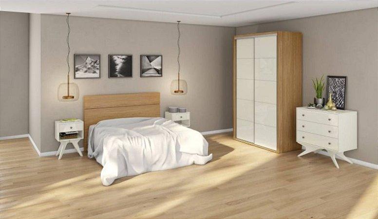 Conjunto Dormitório 100% MDF