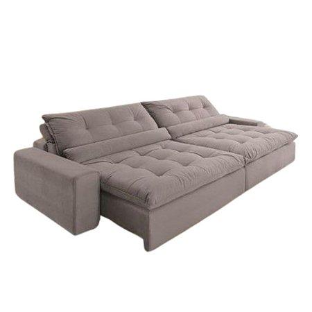 Sofá molas ensacadas 2,50m de largura