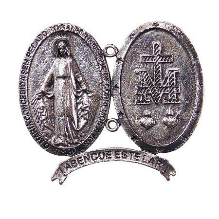 Medalha Milagrosa Autocolante