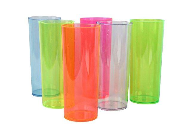 Copo Long Drink Neon - 350 ML