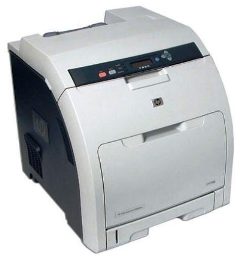 Impressora Laser Jet Color HP CP3505n - 110v. Remanufaturada
