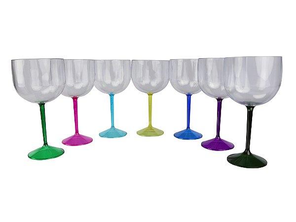 Taça De Gin Base Color - 550ml