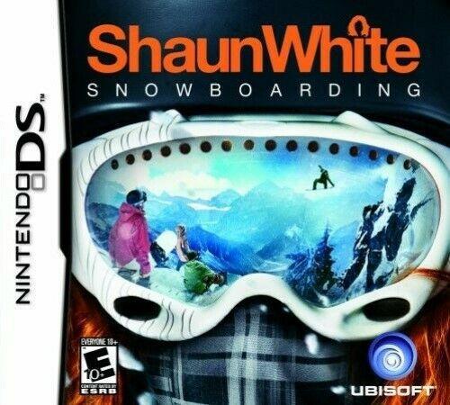 Jogo Nintendo DS Shaun White Snowboarding - Ubisoft