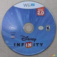 Usado Jogo Nintendo Wii U Disney Infinity 2.0 Edition (SOMENTE O JOGO) - Disney
