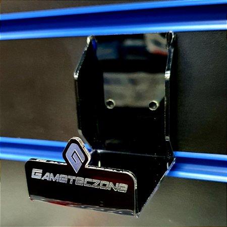 Suporte de Parede Universal para Controle PS5 PS4 PS3 XBOX Séries S X One 360 - Fume