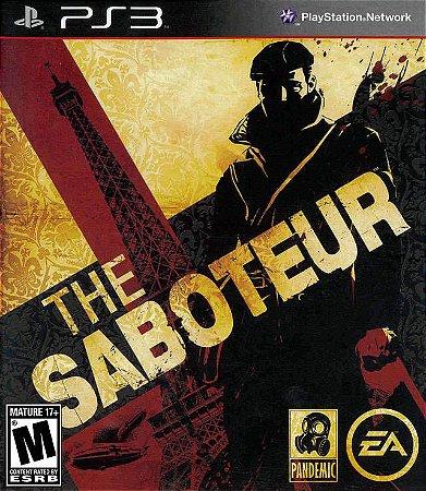 Jogo PS3 The Saboteur - EA