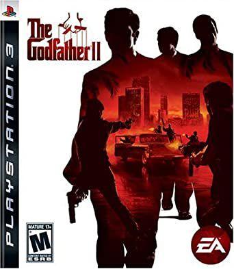 Jogo PS3 The Godfather 2 - EA