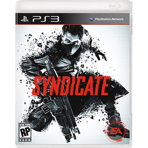 Jogo PS3 Syndicate - EA