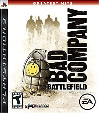 Jogo PS3 Battlefield: Bad Company - Electronic Arts