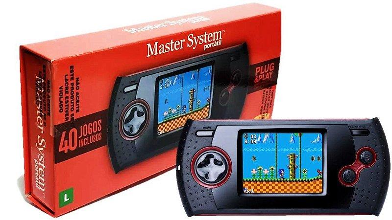 Usado Master System Portátil - Tectoy