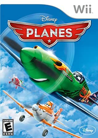 Jogo Nintendo Wii Planes - Disney