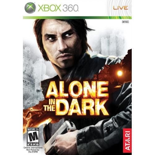 Jogo Xbox 360 Alone in the Dark - Atari
