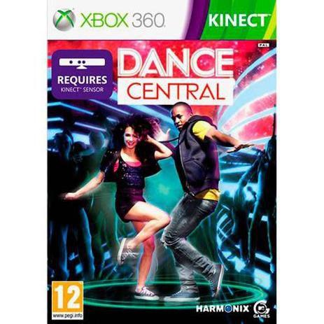 Jogo Xbox 360 Kinect Dance Central - Harmonix