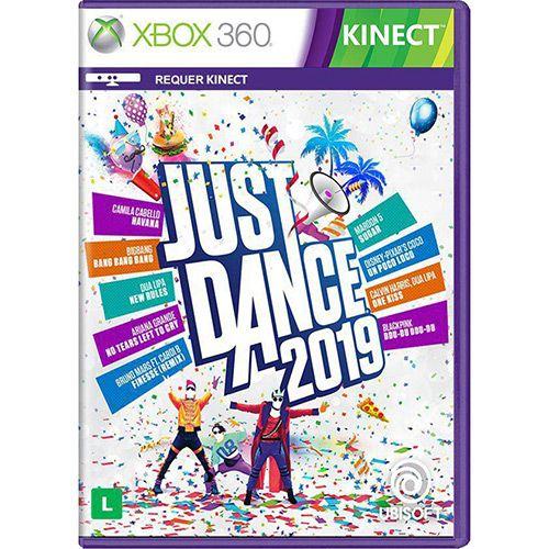 Jogo Xbox 360 Just Dance 2019 - Ubisoft