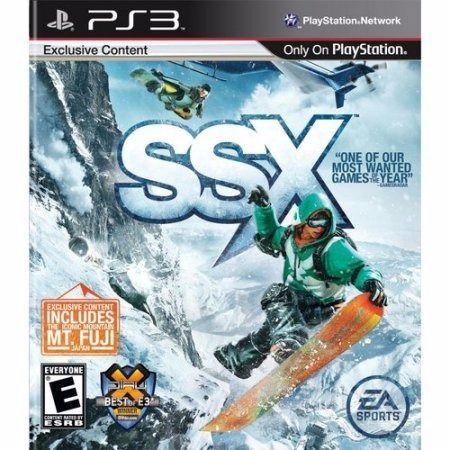 Usado Jogo PS3 SSX - EA