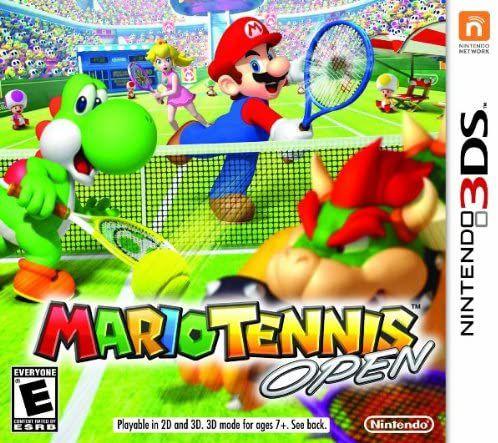 Jogo Nintendo 3DS Mario Tennis Open - Nintendo