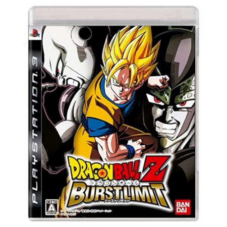 Jogo PS3 Dragon Ball Burst Limit - Bandai