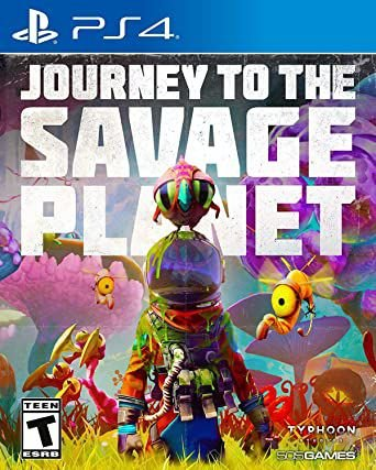 Jogo PS4 Journey to The Savage Planet - 505 Games
