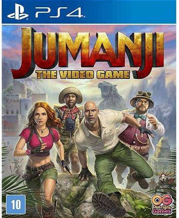 Jogo PS4 Jumanji The Video Game - OG Games