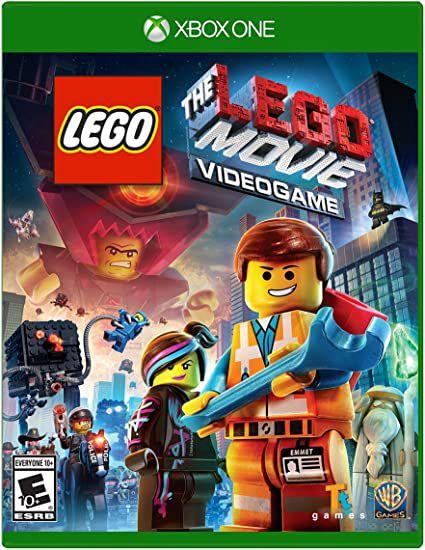 Jogo Xbox One Lego The Lego Movie Videogame - Warner