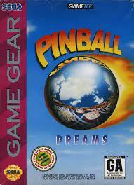 Jogo Game Gear Pinball Dreams - Sega