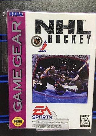 Jogo Game Gear NHL Hockey - EA Sports