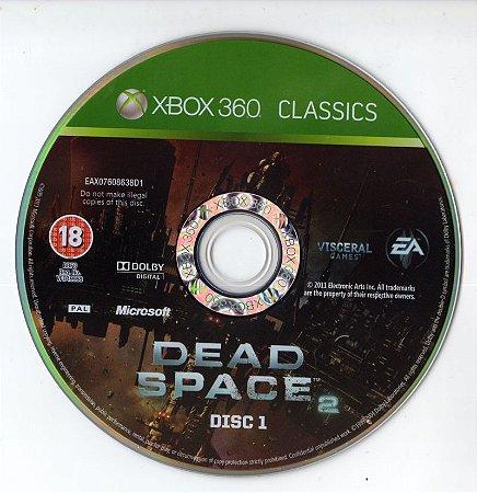 Jogo Xbox 360 Dead Space 2 (loose)  - EA
