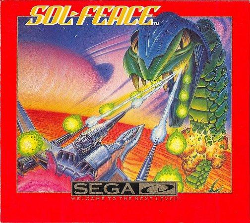 Jogo Sega CD Sol-Feace - Sega